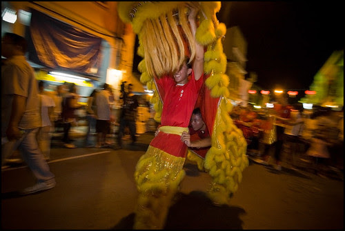 Chinese Dragon, Thalang Road, Phuket