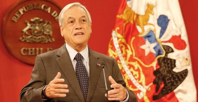 Sebastián Piñera ya fue presidente del país entre 2010 y 2014.  REUTERS/ Rodrigo Garrido