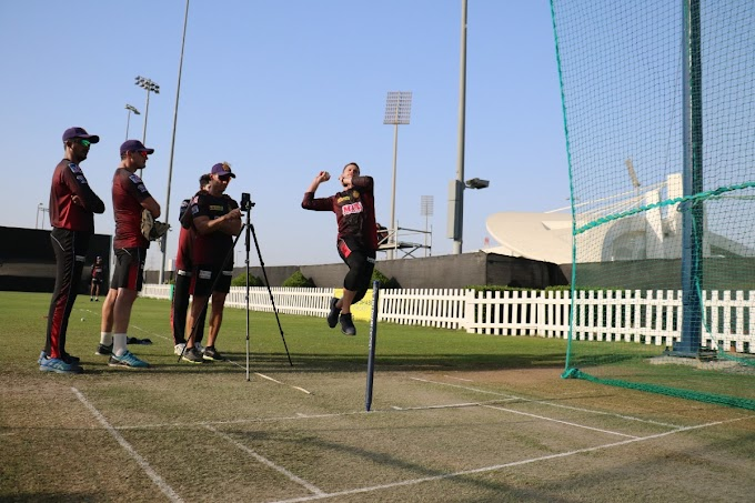 Now, an App to Check How Fast You Bowl, and More - From Lockie Ferguson and His Brother