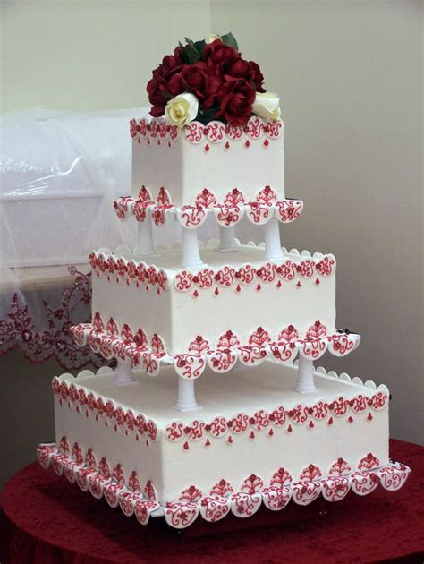 Wilton Wedding Cakes