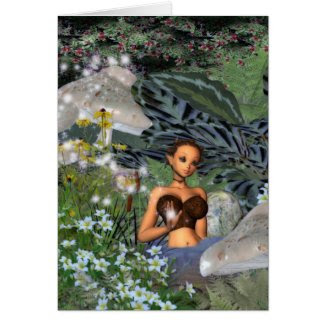 Elven Baths Card