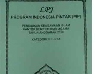Contoh Laporan Pertanggungjawaban Penggunaan Dana Hibah Masjid Kumpulan Contoh Laporan