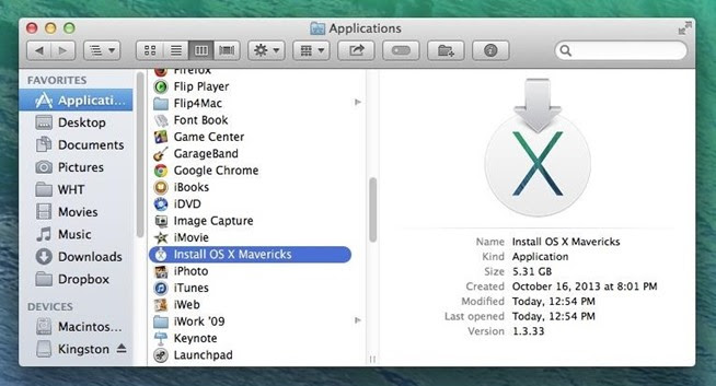 Download os x mavericks transformation pack 3. 1 for windows.