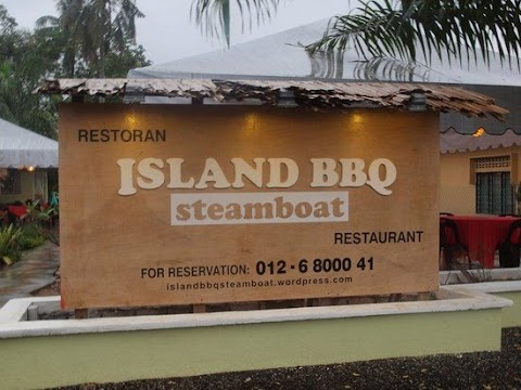 Island BBQ Steamboat | Bonding Time With Family