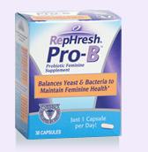 Amostras Grátis - Suplemento Probiótico Feminino