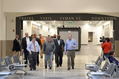 Image result for More than 200 security cameras will monitor Springfield's Union Station