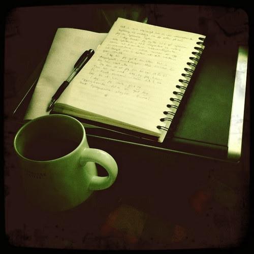 writing :: skriver