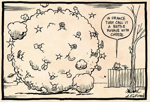 Laugh-Out-Loud Cats #2478 by Ape Lad