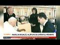 VIDEO Familia Regală, alături de Sfântul Părinte