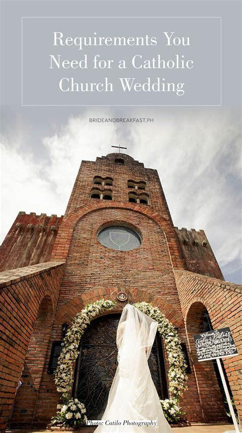 Catholic Wedding Requirements   Philippines Wedding Blog