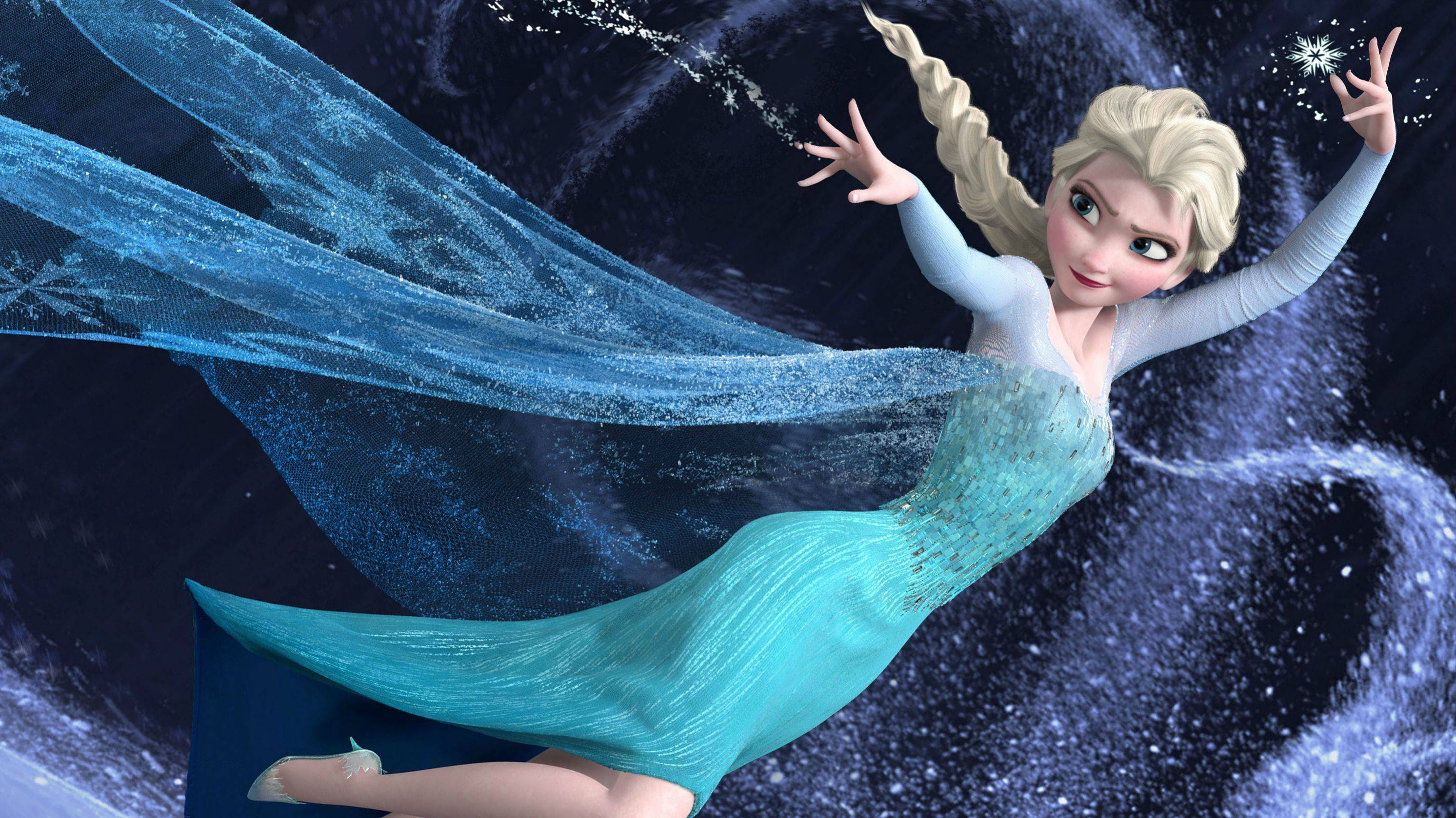 This Is The Best Elsa 1080p Wallpaper I Found From Disney S Frozen