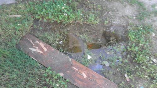 Leaking Water Meters @ 8212 Fig