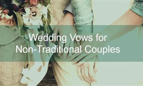 Traditional Wedding Vows on Pinterest   Christian Wedding