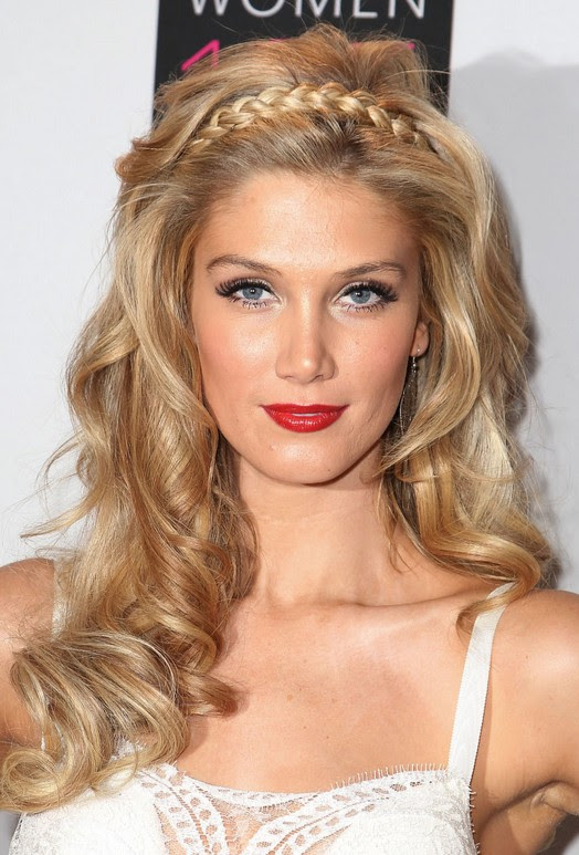 Wavy Hairstyles for Women with Thick Hair - Women Hairstyles