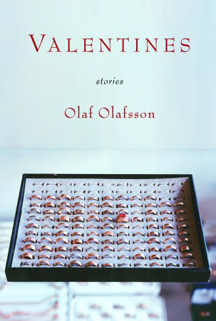 valentines by olaf olafsson book cover short stories