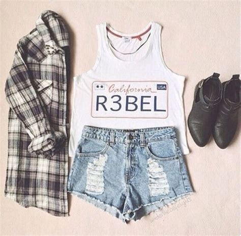 ideas  teenage outfits  pinterest