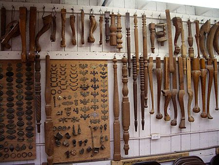 Just inspiring image of antique furniture legs and hardware