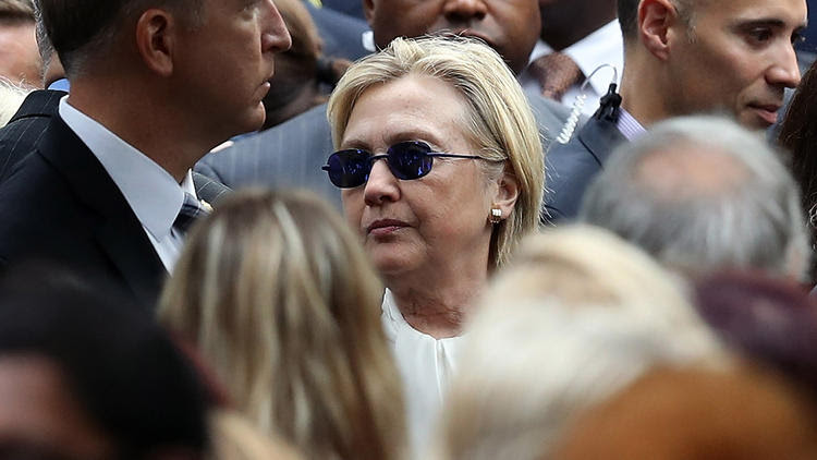 Hillary Clinton's worrisome wobble