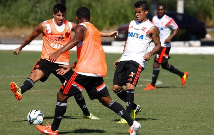 Everton Flamengo (Foto: Gilvan de Souza / Flamengo)