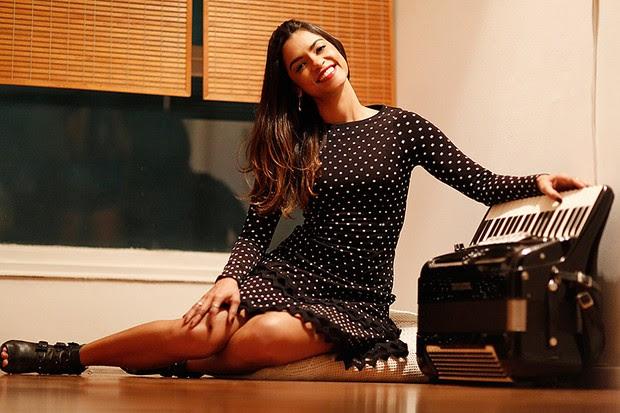 Lucy Alves posa para o EGO (Foto: Marcos Serra Lima/Ego)