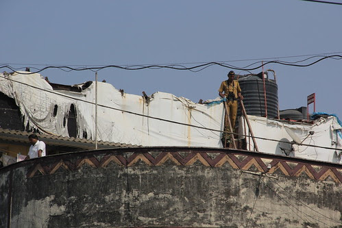 Mumbai Police Top of The World by firoze shakir photographerno1