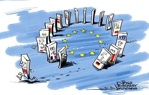 Uscire dalla Unione europea? Disgregarla!