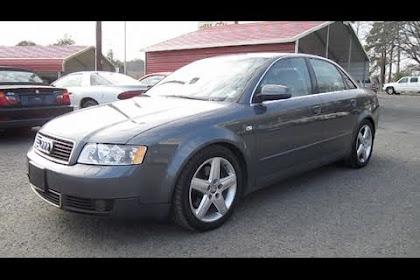 Audi 2002 Quattro