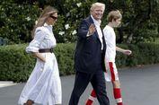 Putera Donald Trump Gabung di Klub Milik Erick Thohir