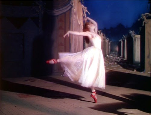 3 The Red Shoes