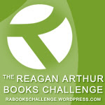 Regan Arthur Book Challenge