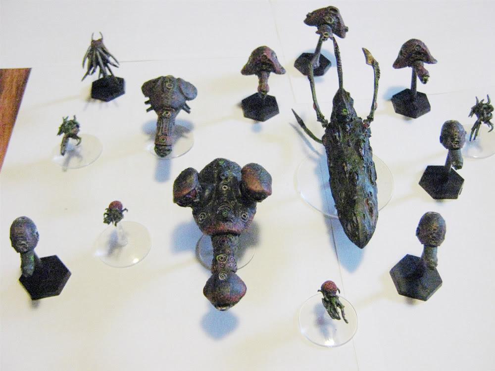 Splinter Fleet Mordiggian with Phalons
