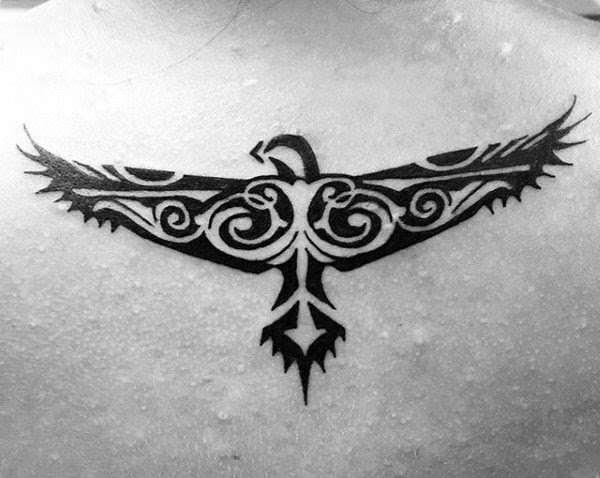 40 Tribal Eagle Tattoo Designs For Men Bird Ink Ideas