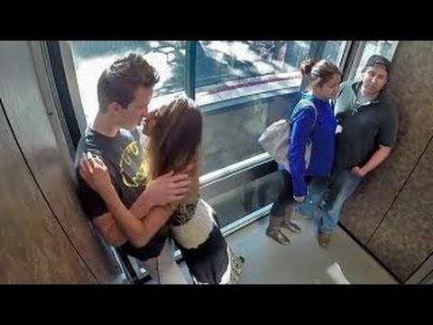 """Top 5 """"Elevator"""" Pranks 2016 - Best Funny Pranks Compilation"""