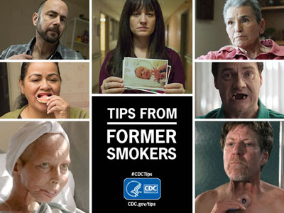 Graphic: Tips from former smokers.