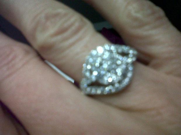 Hunt for diamond ring stolen in Hove burglary