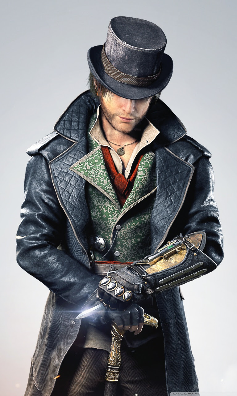 Assassin S Creed Syndicate Jacob Frye 2015 Video Game Ultra Hd