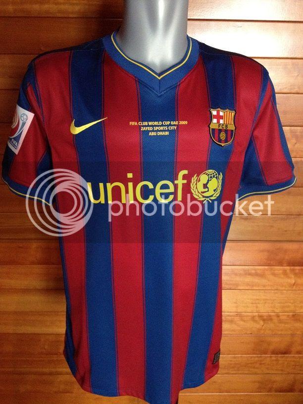 Fc Barcelona Camiseta 2009