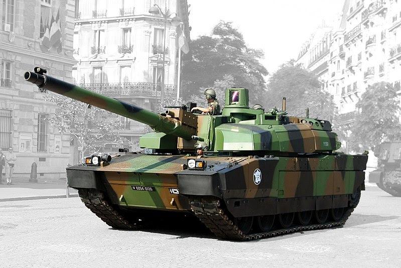 LeClerc, Tank Francis