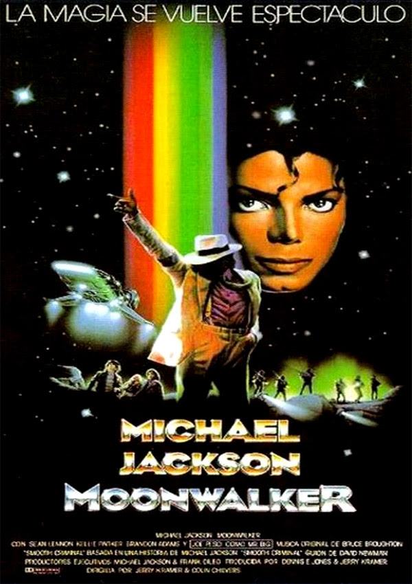Moonwalker (Jim Blashfield, Colin Chilvers, 1.988)