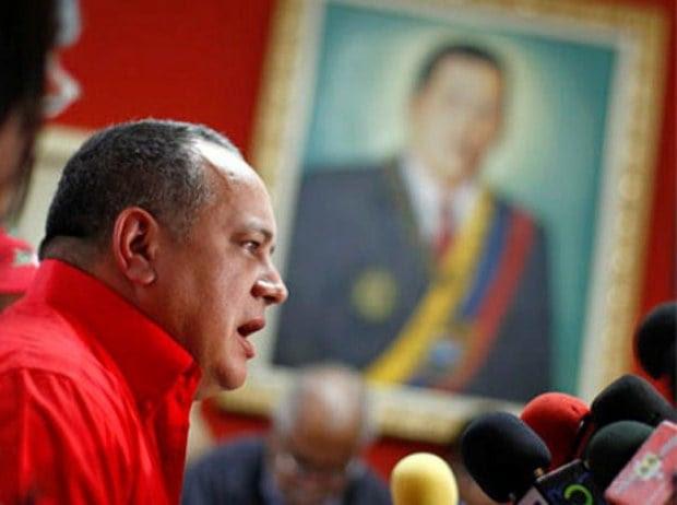 (VIDEO) Parlamentario que no reconozca al presidente Maduro, nosotros no lo reconocemos: Diosdado Cabello en la AN