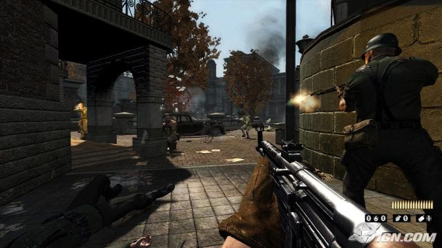 Wolfenstein Screenshot