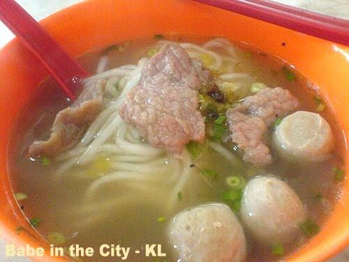 Lai Fong Beef Noodles