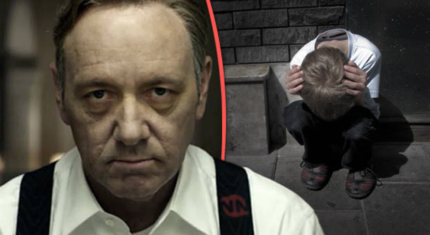 another victim has accused kevin spacey of raping him as a child