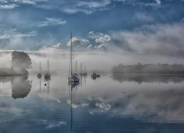 Margaret Morgan is an Australian photographer who found her passion in photography just a few years ago. The elegant images of the beautiful landscapes captured the moments when she enjoyed during her travels around the world.