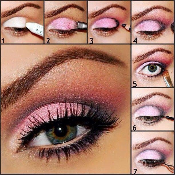 Eye Make Up Tutorials.