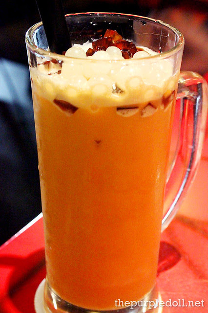 Thai Tea Boba Drink P175