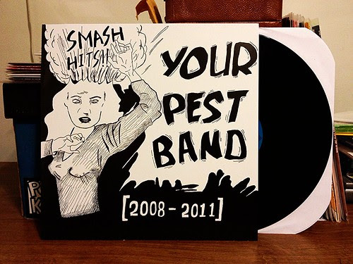 Your Pest Band - Smash Hits [2008 - 2011] LP by Tim PopKid