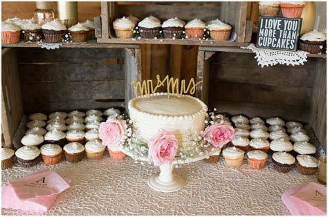rustic cake table, wooden crate cake table, wedding