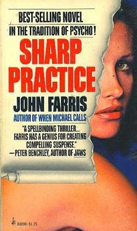 book cover of   Sharp Practice
