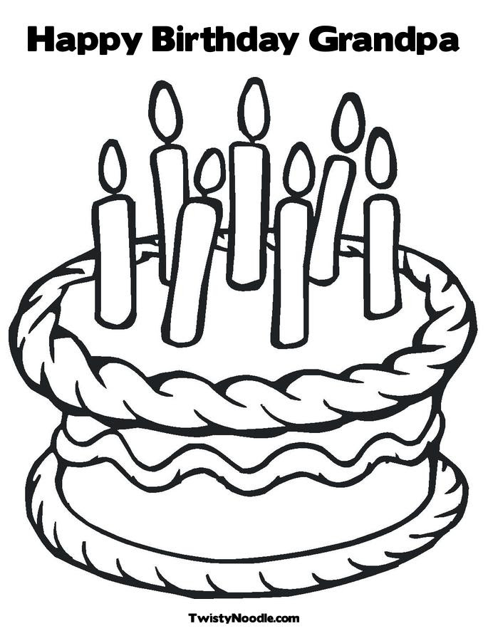 BISMILLAHIRROHMANIRROHIM: happy birthday cards coloring pages